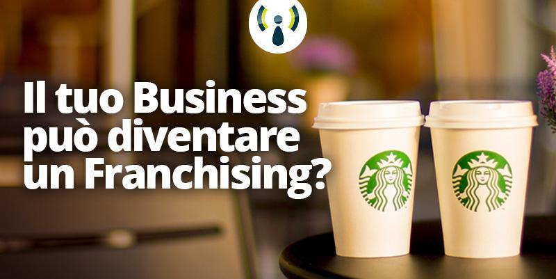 Come creare un business modello franchising